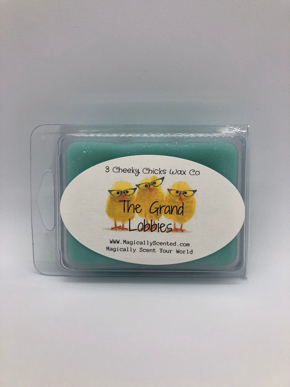 The Grand Lobbies Wax Melts