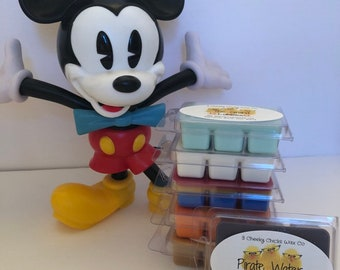 Pick Any 4 magically inspired Scented Wax Melts, Disney Inspired, home fragrance