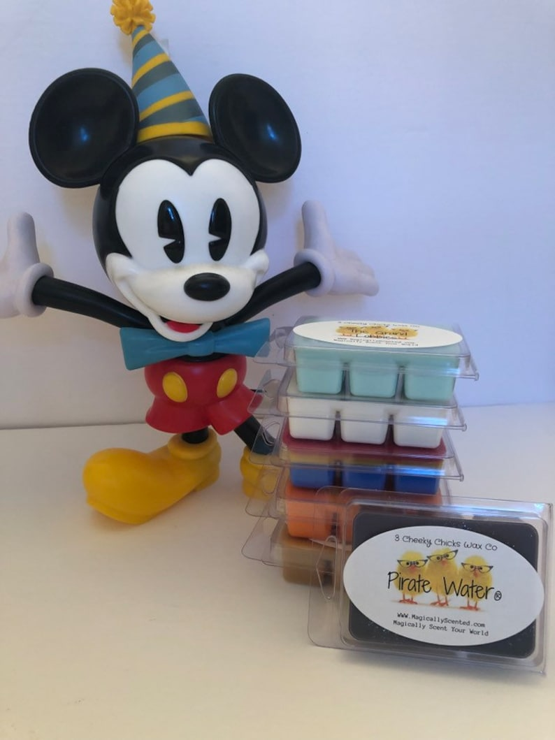 Pick Any 4 magically inspired Scented Wax Melts Disney image 0