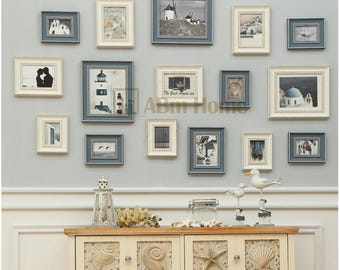 16-Piece Picture Photo Frame Set This is Us Collage Wall Art Home Decor Gift