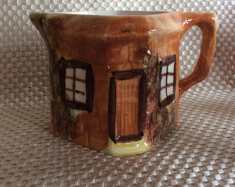 Vintage Cottage ware Price Bros pottery Creamer 845007
