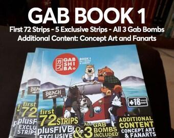 GAB SHIBA BOOK 1
