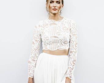 My Love 2PC wedding gown