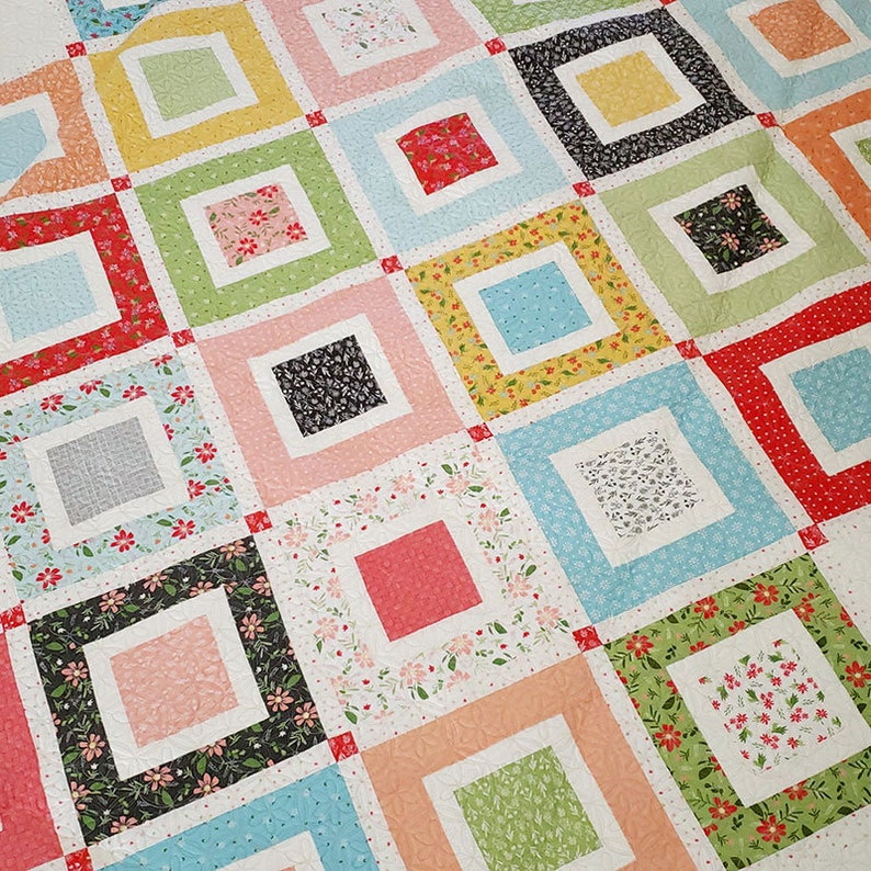 Summer Sweet Moda Fabric