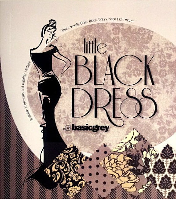 Little Black Dress Quilt Kit Quilt Pattern Beautiful Moda Etsy