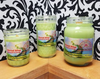 Eternal Bliss - 100% Soy Wood Wick Candles