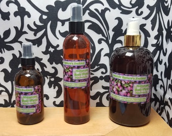 Moroccan Rose Hydrosol Facial Toner Spray