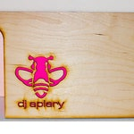 Custom Stencil for Your Bee Hive
