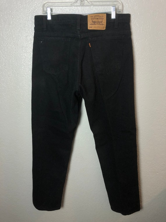 Vintage Levi's Distressed Straight Leg Jeans Levi'
