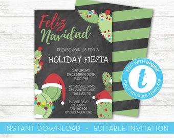 Fiesta Christmas Etsy