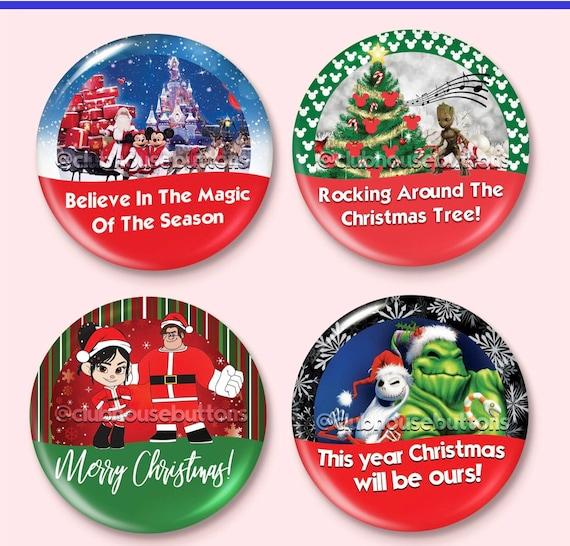 vedi le inserzioni I pulsanti a tema Disney