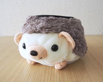 Hedgehog Chalk Bucket