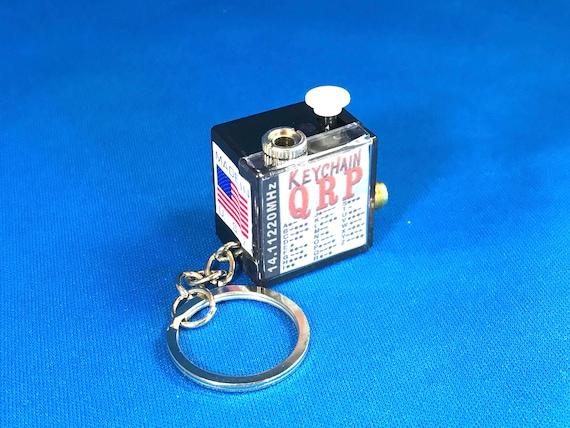 KeychainQRP 20m Band - World's smallest Ham Radio HF Transmitter