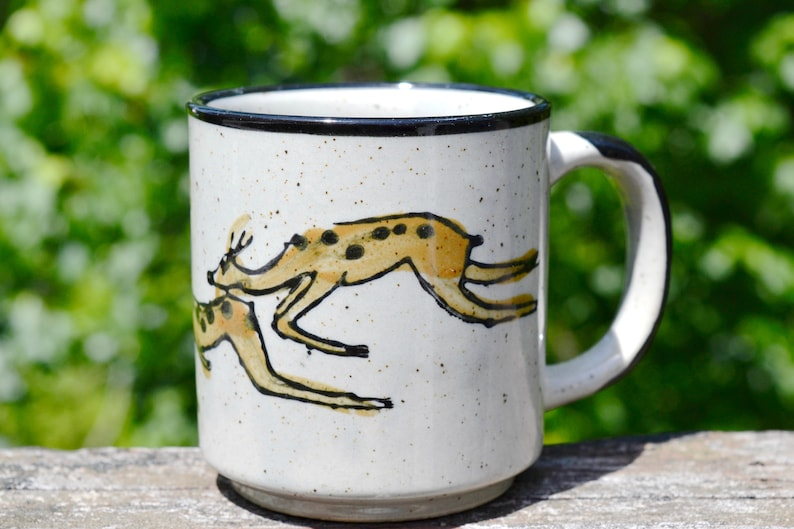 Old Stoneware Mug StockDeerThe MugAntelopeCeramic Phish Isle CollectionVcms190 LyricNew Main stdhQCBrxo