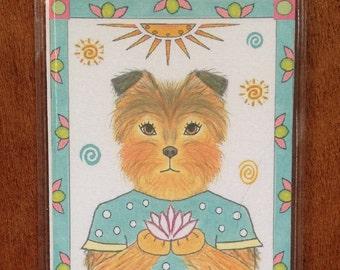 Bookmark Terrier - Terrier Bookmark