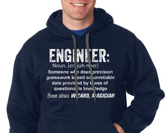 Engineer Hoodie Sweatshirt Gift For Engineer Sweater