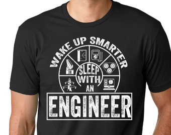 e608d006a Engineer T Shirt Engineering Tee Shirt Funny Gift For Engineer | Etsy