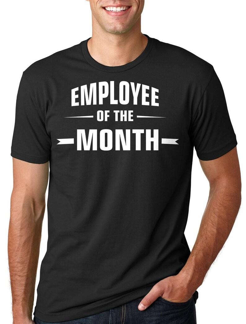 82b0572e03 Funny Employee T-Shirt Gift For Employee Best Employee Shirt | Etsy