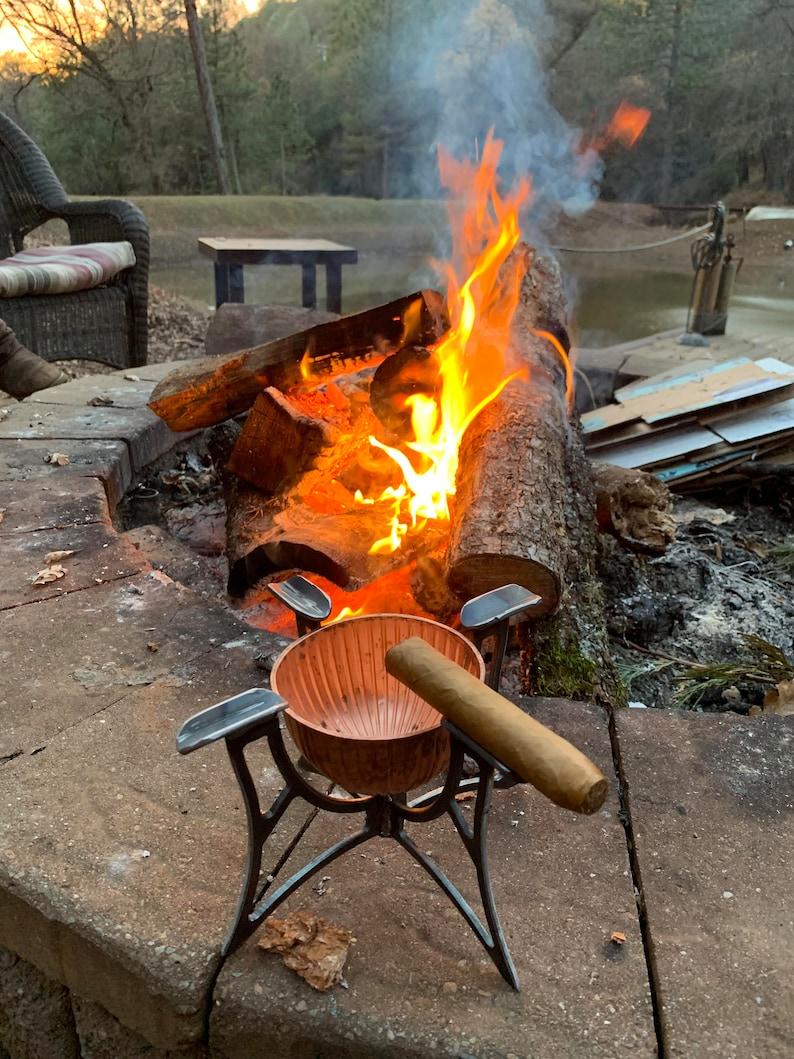 Steampunk Cigar Ashtray