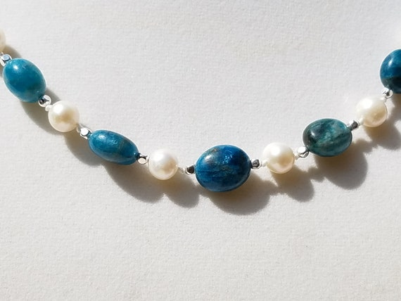 Apatite and Pearl