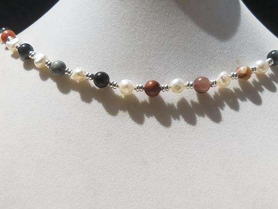 Hawk-Eye and Baroque Fresh Water Pearls