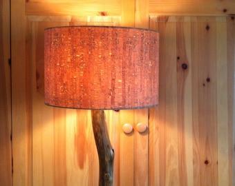 Lamp Shade for Rustic Pine Floor Lamp