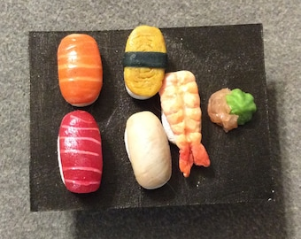 Sushi Earring Set (Nigiri)