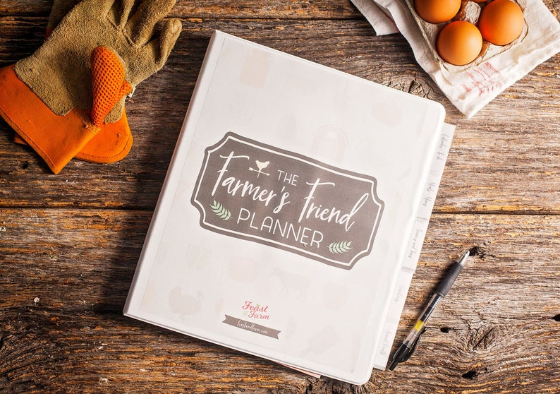 The Farmer's Friend Farm Planner image 0