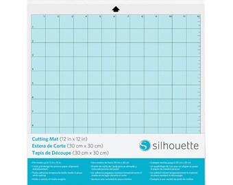 "Silhouette Cutting Mat 12"" x 12"""