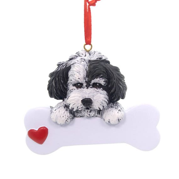 Havanese Personalized Christmas Ornament, Havanese ,Ornament,Personalized,Pomeranian  Ornament - Havanese Personalized Christmas Ornament Havanese Etsy
