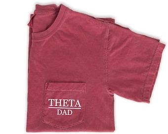 99bb97fc Kappa Alpha Theta Dad T-Shirt