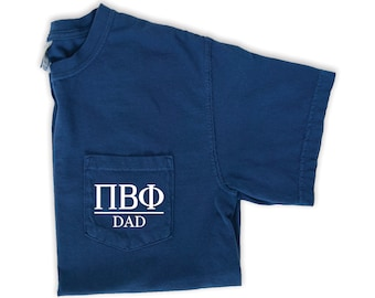 pi beta phi dad t shirt