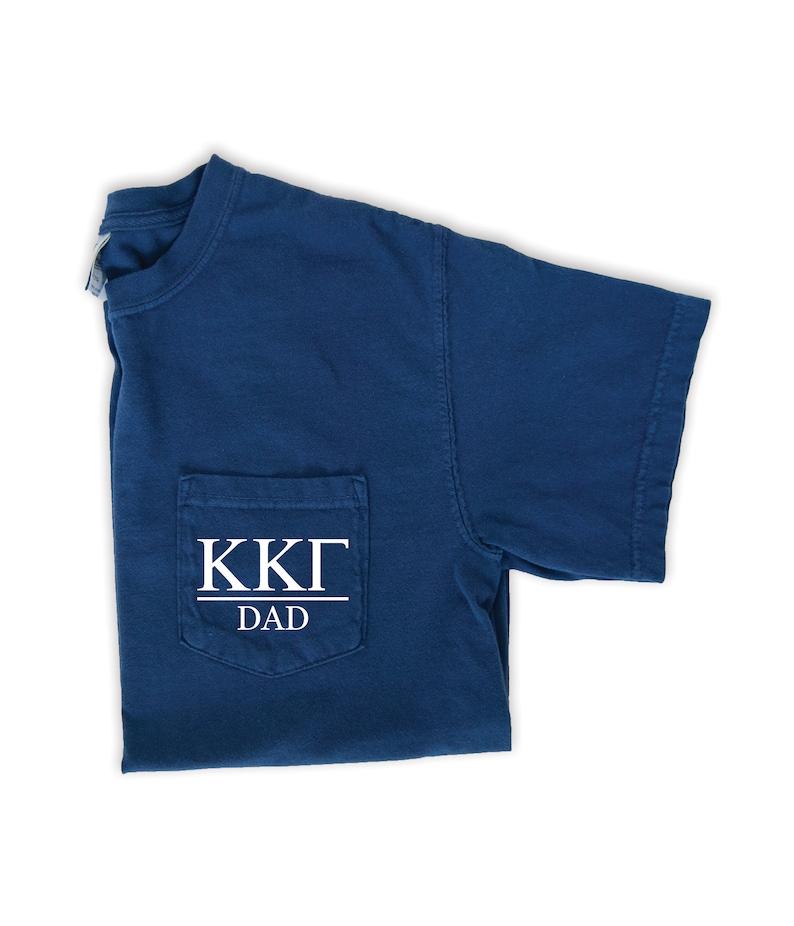1d47a7dcee1a Kappa Kappa Gamma Dad T-Shirt
