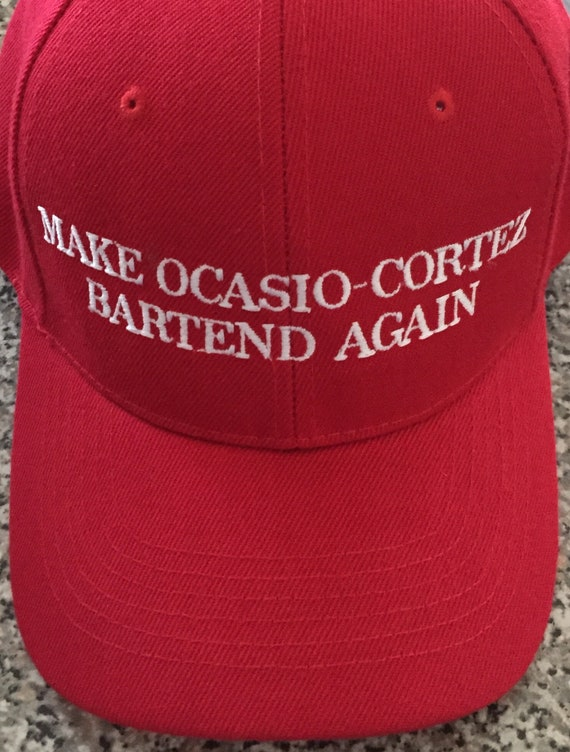 MAKE NEWS FAKE AGAIN Hat President Trump Inspired PARODY Cap Funny EMBROIDERED