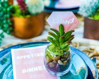 Plant wedding favors   Etsy