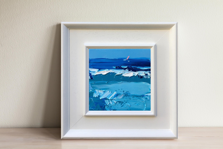 Maritime Kunst Meer Wand Kunst Ozean Blau Ozean Welle Art | Etsy