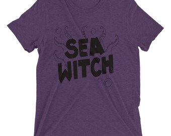Sea Witch-Short sleeve t-shirt