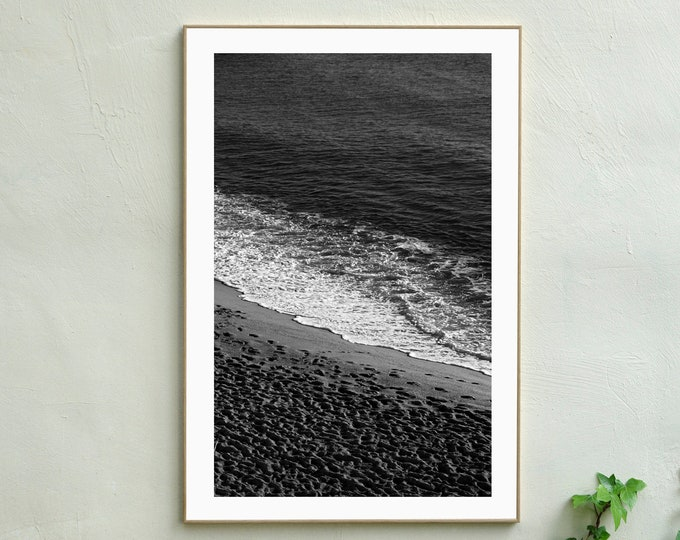 B&W / Sandy Shore with Foam / Limited Edition