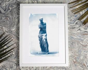 Venus de Milo Low-Poly Sculpture (Limited Edition)