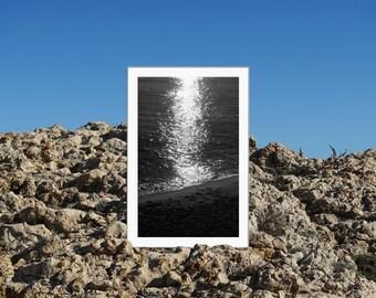 B&W / Dark Beach Sunrise / Limited Edition