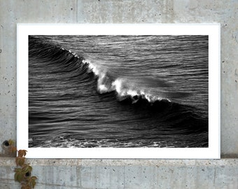 B&W / Los Angeles Crashing Wave / Limited Edition