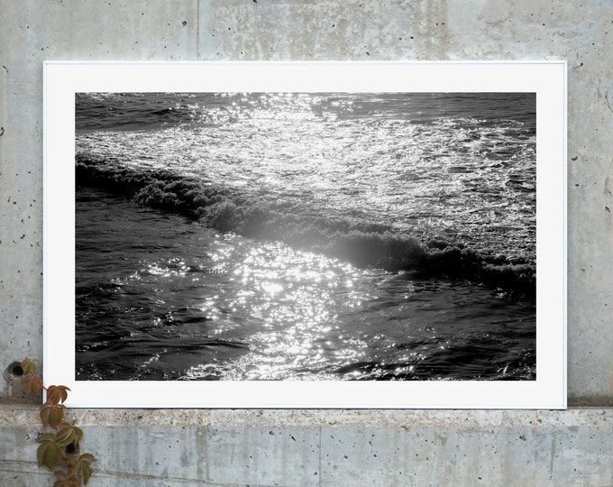 B&W / Pacific Sunset Waves / Limited Edition