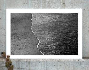 B&W / Calm Costa Rica Shore / Limited Edition