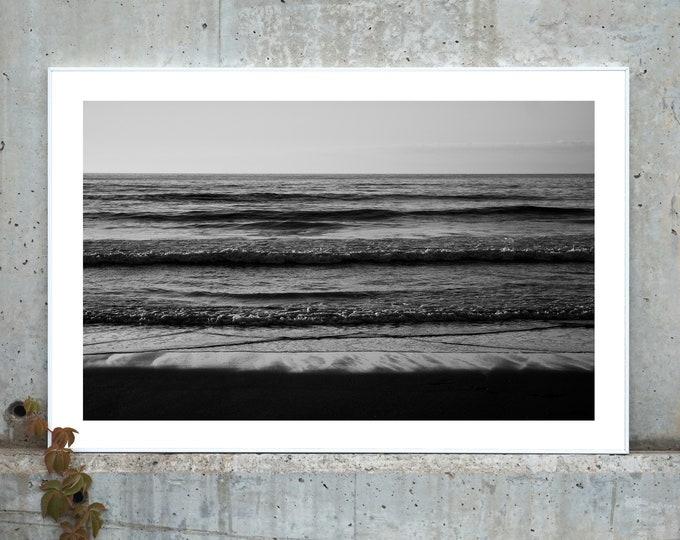 B&W / Pacific Beach Horizon / Limited Edition