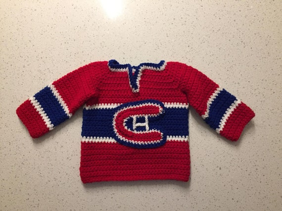 100% authentic e7116 08f79 Montreal Canadiens Baby Jersey