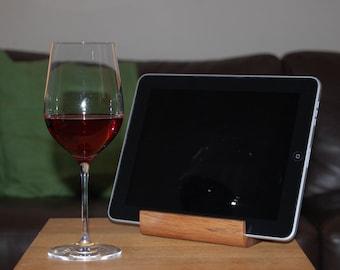 xBase MIDI - walnut wood - tablet holder / stand