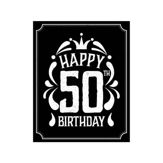 Karte 50 Geburtstag.50 Geburtstag Deko 50 Geburtstag 50 Geburtstag Karte Vintage Geburtstag Tafel Birthday Jack Daniels Prost Auf 50 Jahre Glucklich