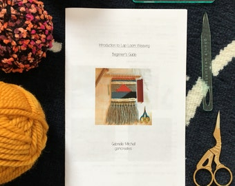 Introduction to Weaving for Beginners Guide -PDF