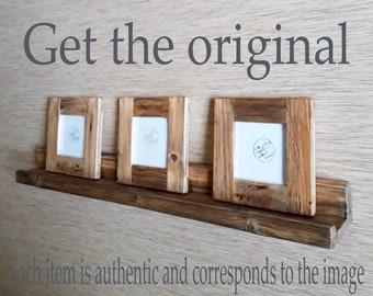 Wood Picture Ledge, Original shelf,Gallery Wall Shelf, Wooden Floating Shelf, Rustic Ledge Shelf, Wooden Nursery Book Shelf, IMgalery shelf