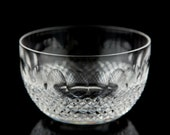 Waterford Colleen Short Stem Cut Finger Bowl Vintage Crystal Multiple Available